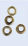 Löwe 0039/11 M réz gyűrű