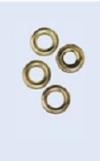 Löwe 0039/95 M réz gyűrű