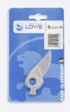 Löwe 8001/B penge (8-as ollóhoz)